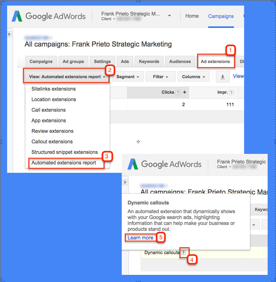 Adwords-Dynamic-Callouts